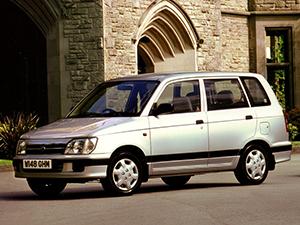 Daihatsu Gran Move 5 дв. минивэн Gran Move