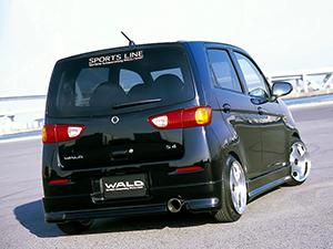 Daihatsu Max 5 дв. хэтчбек Max