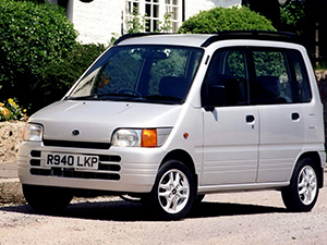 Daihatsu Move 5 дв. минивэн Move
