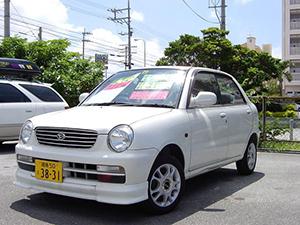 Daihatsu Opti 4 дв. седан Opti