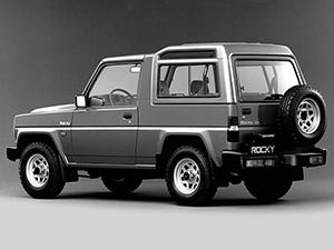 Daihatsu Rocky 3 дв. внедорожник Rocky