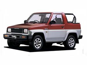 Daihatsu Rocky 3 дв. внедорожник Rocky Softtop