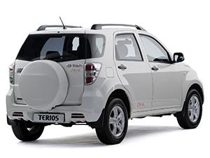 Daihatsu Terios 5 дв. внедорожник Terios