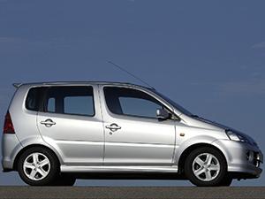 Daihatsu YRV 5 дв. минивэн YRV