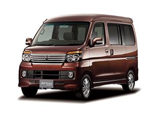 Технические характеристики Daihatsu Atrai