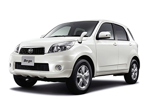 Технические характеристики Daihatsu Be-go