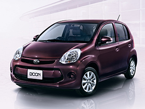 Технические характеристики Daihatsu Boon
