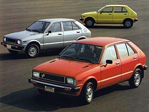 Charade с 1978 по 1983