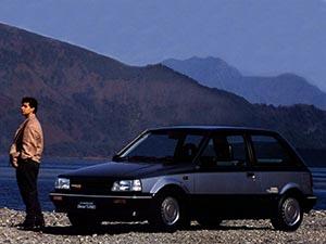 Charade с 1983 по 1985