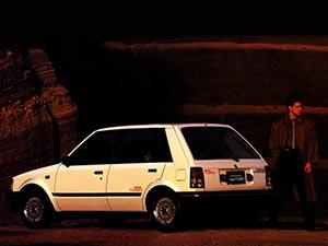 Charade с 1985 по 1987