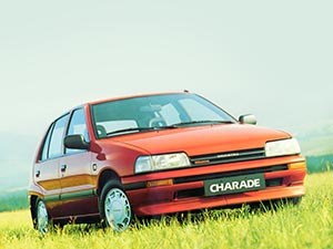 Charade с 1987 по 1993