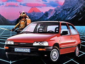 Charade с 1987 по 1994