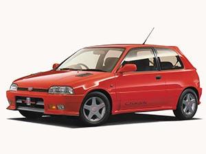 Charade с 1993 по 1996