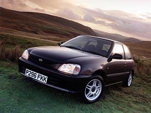 Charade с 1996 по 2001