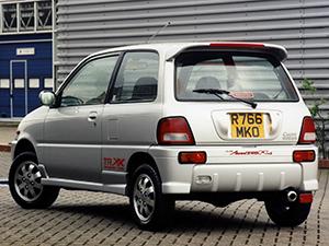 Технические характеристики Daihatsu Cuore Cuore 1995-1998 г.