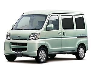 Технические характеристики Daihatsu Hijet