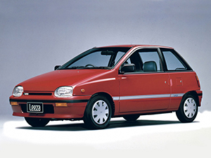 Технические характеристики Daihatsu Leeza