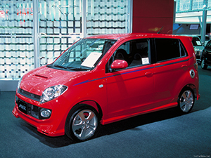Технические характеристики Daihatsu Max