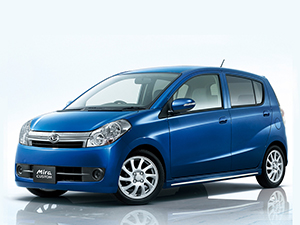 Технические характеристики Daihatsu Mira