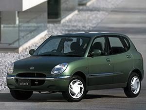 Технические характеристики Daihatsu Storia