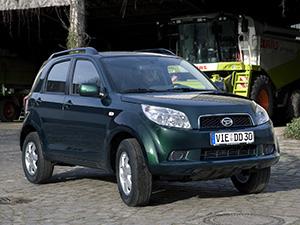 Terios с 2006 по 2010