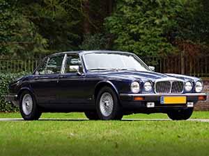 Daimler  Double Six 4 дв. седан Double Six