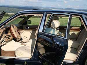 Daimler  Six 4 дв. седан Six