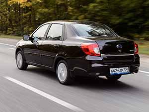 Datsun on-DO 4 дв. седан on-DO