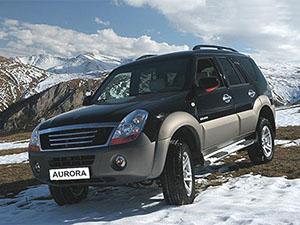 Технические характеристики Derways Aurora