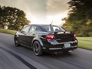 Dodge Avenger 4 дв. седан Avenger