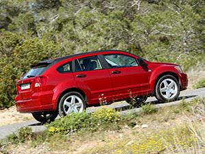 Dodge Caliber 5 дв. универсал Caliber