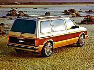 Dodge Caravan 4 дв. минивэн Caravan