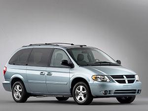 Dodge Caravan 5 дв. минивэн Caravan
