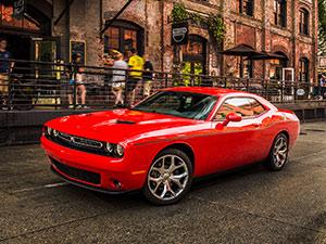 Dodge Challenger 2 дв. купе Challenger