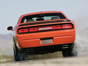 Dodge Challenger 2 дв. купе Challenger SRT8