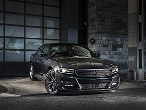 Dodge Charger 4 дв. седан Charger
