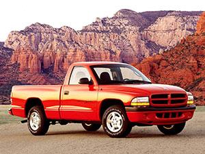 Dodge Dakota  2 дв. пикап Dakota