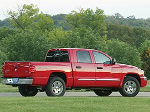 Dodge Dakota  4 дв. пикап Dakota