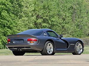 Dodge Viper 2 дв. купе Viper II