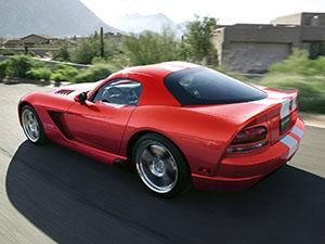 Dodge Viper 2 дв. купе Viper III