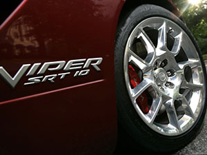 Dodge Viper 2 дв. купе Viper IV