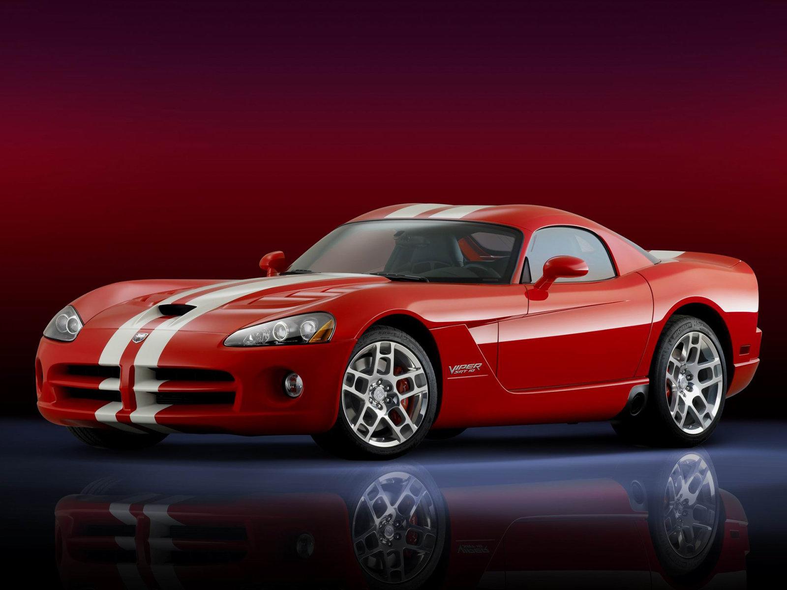 Dodge (Додж) Viper IV 2008-2010 г.