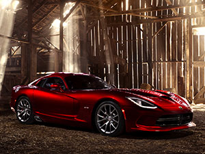 Dodge Viper 2 дв. купе Viper V