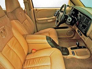 Dodge Durango 5 дв. внедорожник Durango