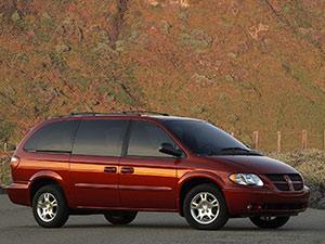 Dodge Grand Caravan  5 дв. минивэн Grand Caravan
