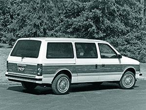 Dodge Grand Caravan  4 дв. минивэн Grand Caravan
