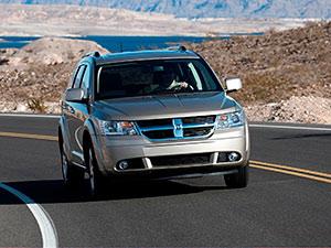 Dodge Journey 5 дв. кроссовер Journey