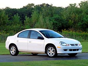 Dodge Neon 4 дв. седан Neon