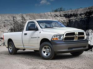 Dodge Ram 1500  2 дв. пикап Ram 1500