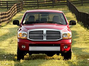 Dodge Ram 2500 4 дв. пикап Ram 2500